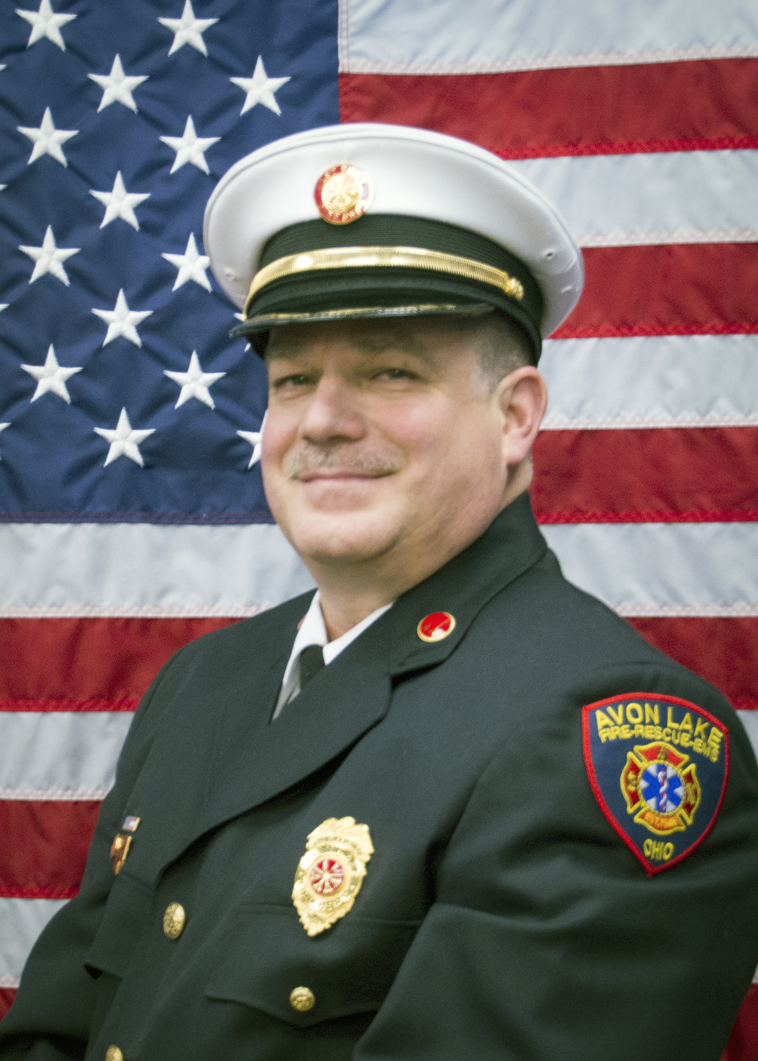 Assistant Chief Steve Peter