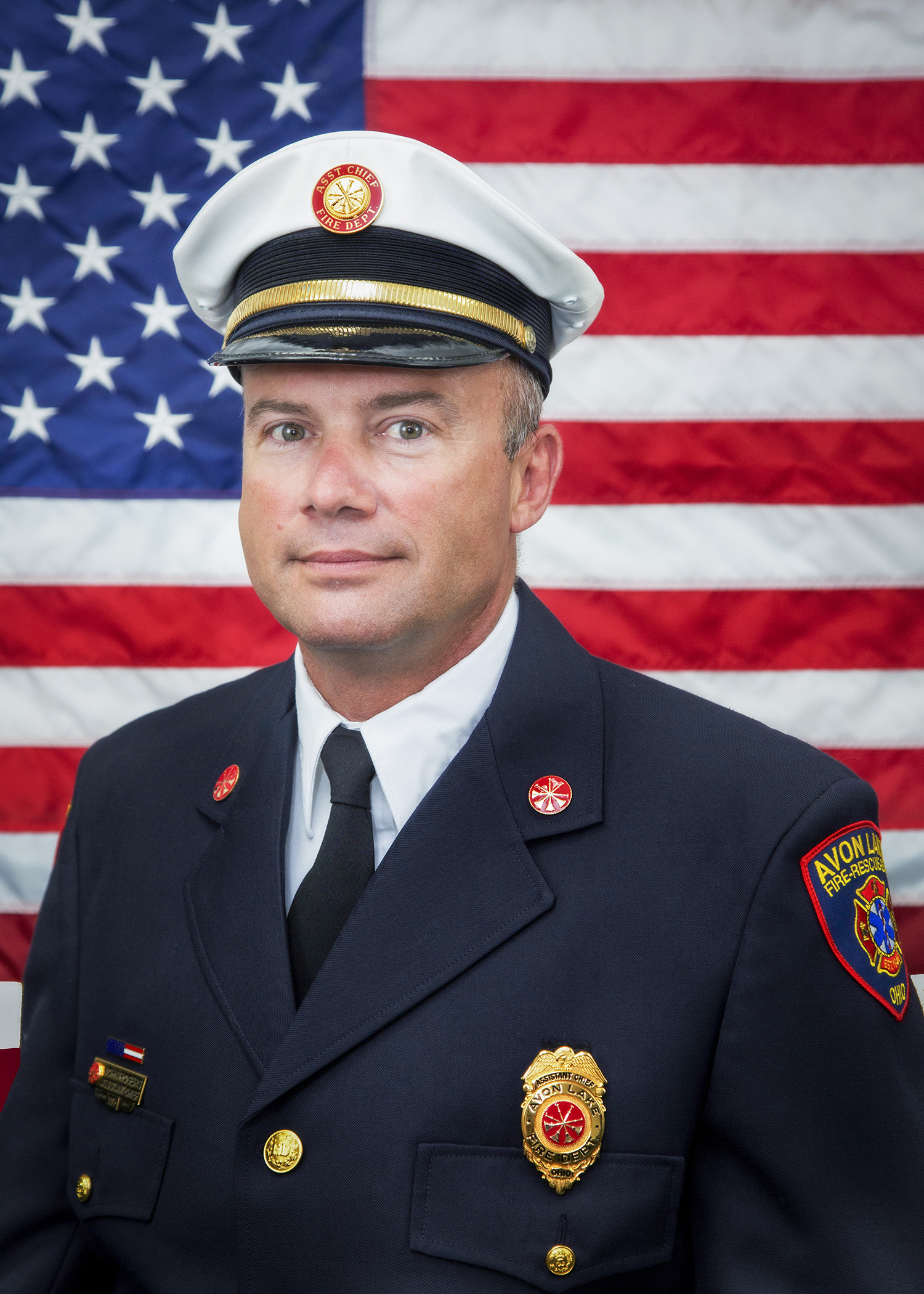 Assistant Chief John Rogers