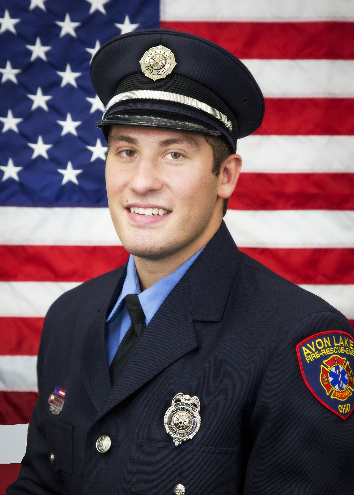 Firefighter/Paramedic Brian Wood